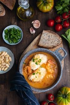 Средиземноморская каталонская кухня