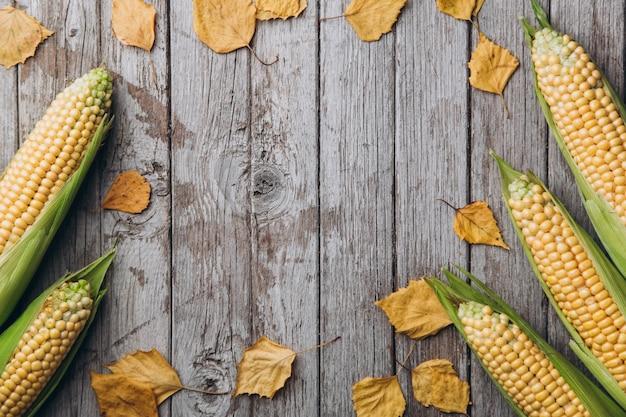 秋の素朴な