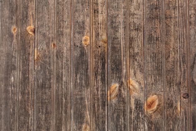 背景として使用される古いグランジ木製パネル