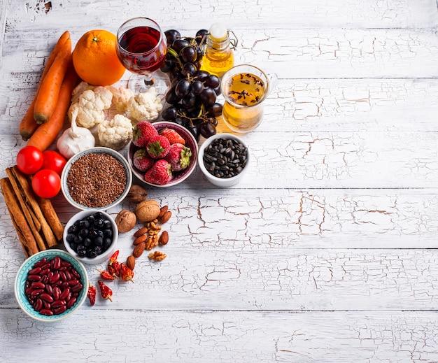 がん対策製品。健康食品