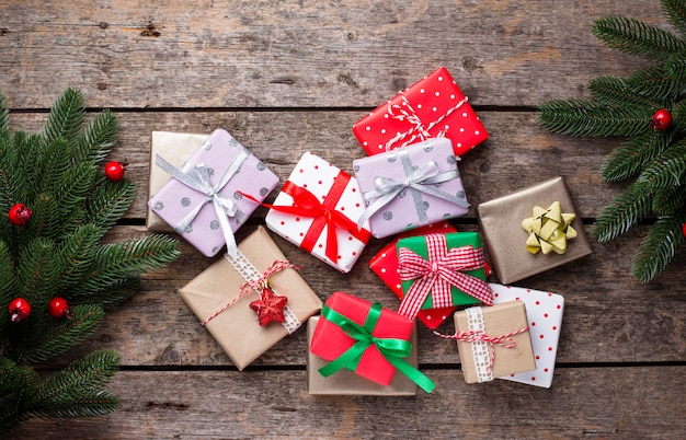 Рождество с подарками
