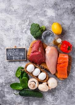 Продукт для высокобелковой диеты