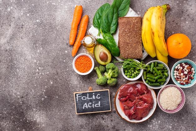 葉酸が豊富な食品