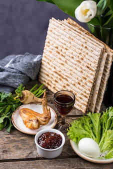 ユダヤ人の休日ペサの象徴