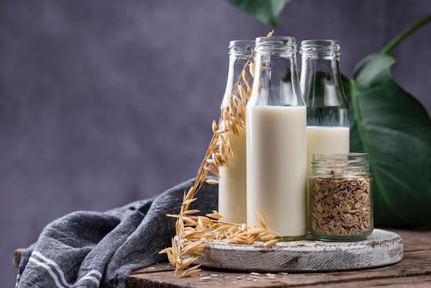 Безлактозное немолочное гречневое молоко