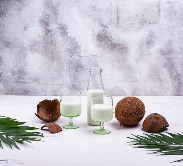 Немолочное натуральное кокосовое молоко