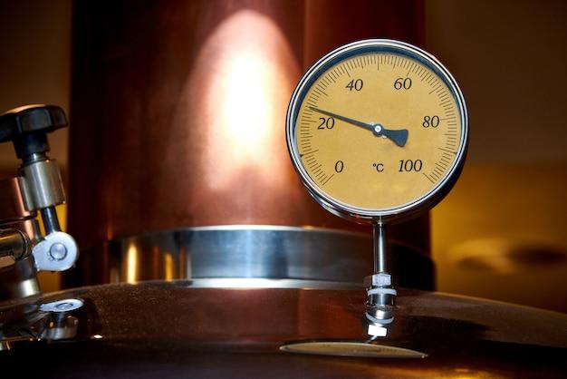 ビールの準備のための機器