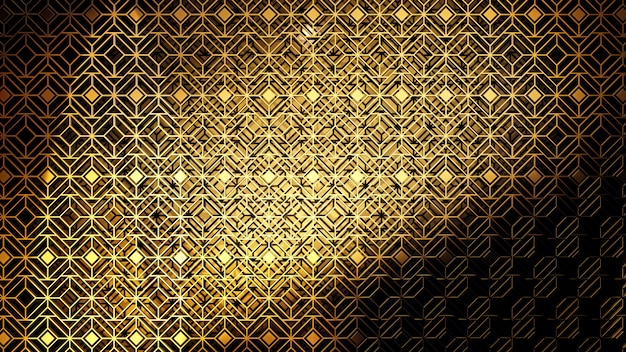 ギャツビーとアールデコのシーンの壁紙のパターンスタイルアールデコ背景。