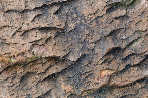 岩のクローズアップの背景
