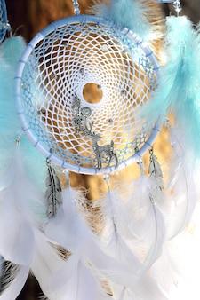Фотография ловца снов, сделанная вручную