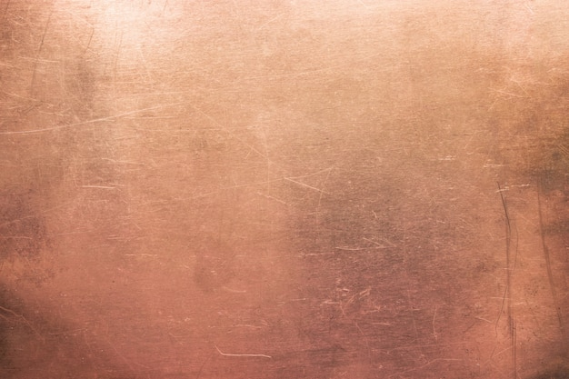 ビンテージブロンズテクスチャ、古い金属板の背景