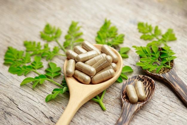้ травяная медицина в капсулах для здорового питания