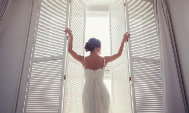 Портрет прекрасной невесты
