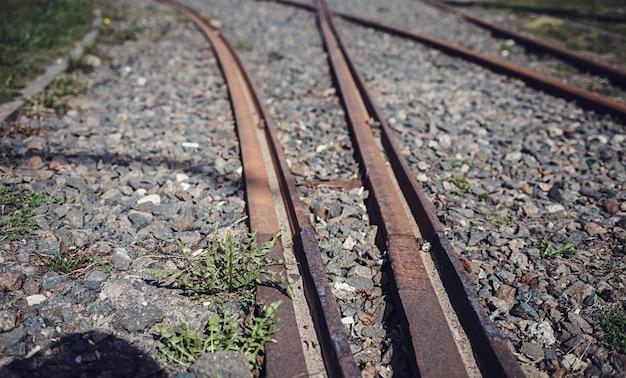 鉄道または路面電車