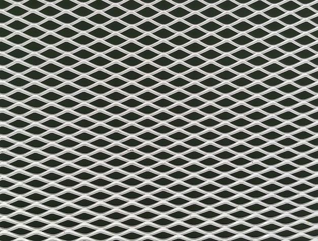 クローズアップ表面パターン鋼の壁のテクスチャ背景