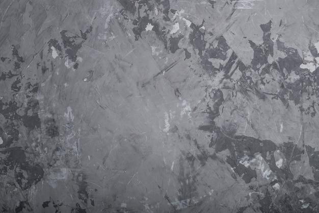 抽象的なグランジグレーコンクリート壁テクスチャ背景。