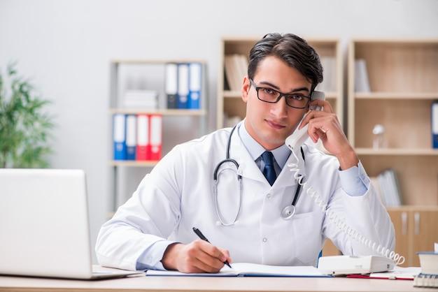 電話で医師相談患者