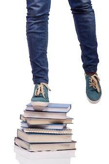知識のステップを登る - 教育理念