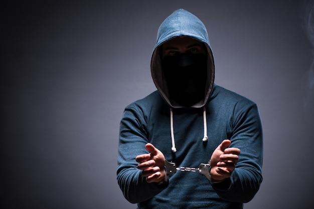 ハッカーはこの犯罪で逮捕された