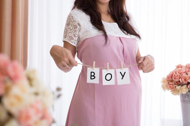 それは男の子です