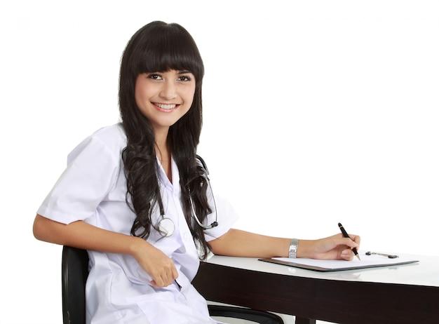 Рецепт сочинительства доктора молодой женщины