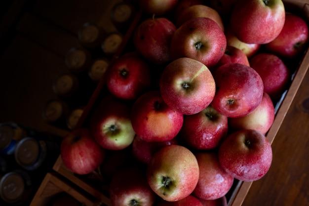 りんごの詳細のためのりんごの大根