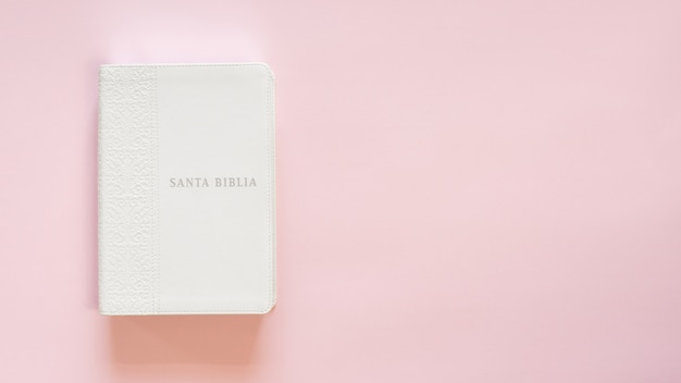 白い聖書ヒイラギの聖書
