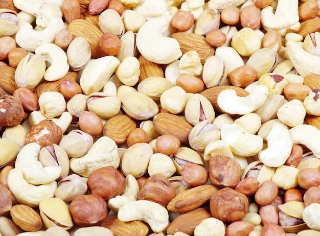 Орехи ворс