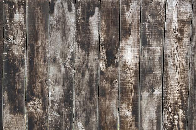 茶色の木製の背景