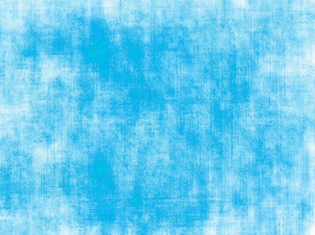 青いグランジテクスチャ
