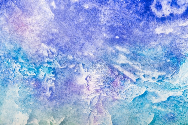 カラフルな水彩画
