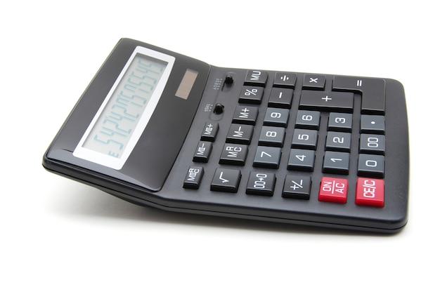 Черный калькулятор