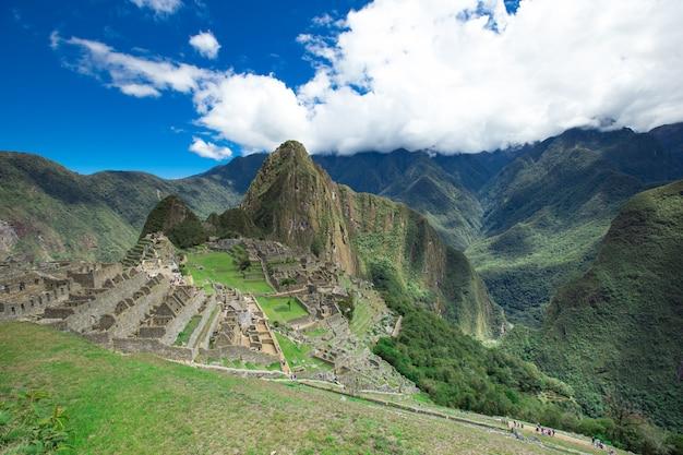 Мачу-пикчу, объект всемирного наследия юнеско