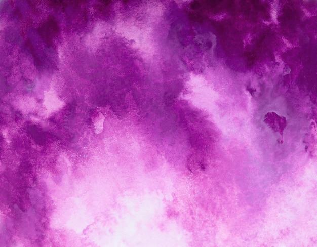 Абстрактный розовый акварельный фон всплеск инсульта