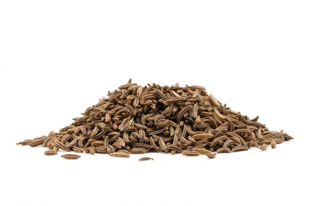 Семена тмина