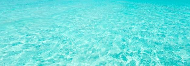 Фон воды океана