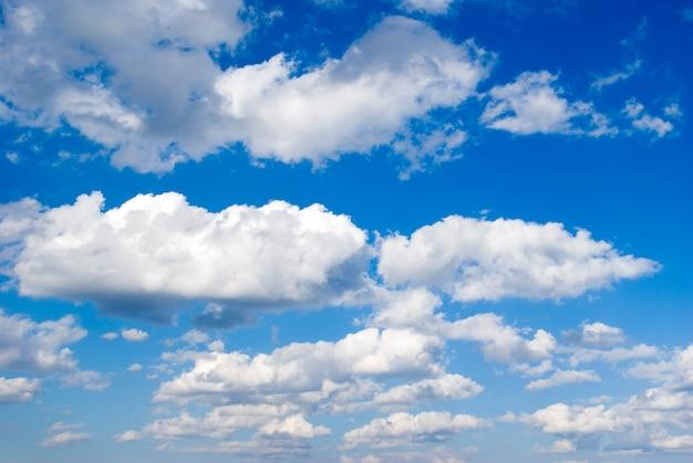 Небо на голубом небе
