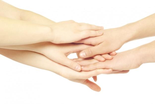 Куча рук