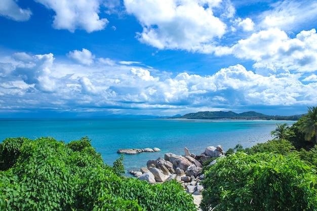 Море пляжа карибское море