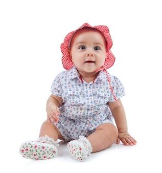 かわいい女性の幼児