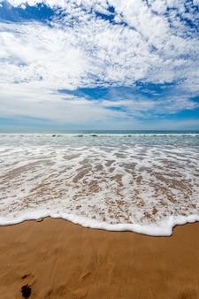 トレゴルダのビーチ