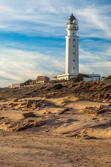 トラファルガー灯台、カディス