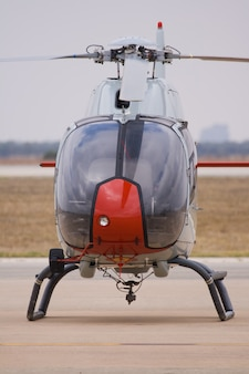 Учебный вертолет