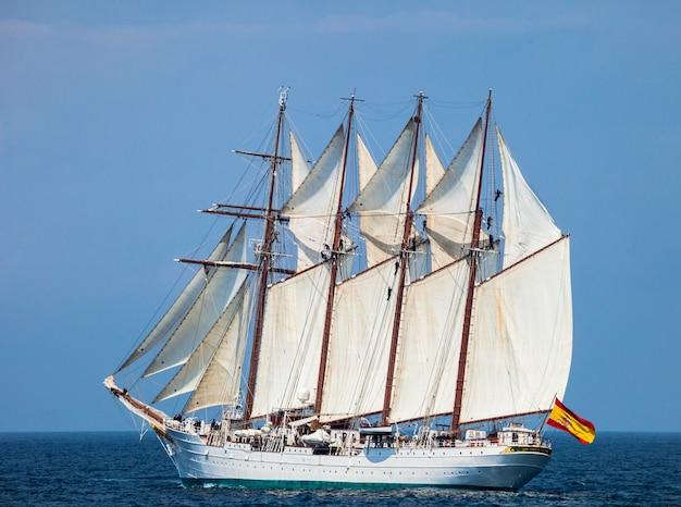 Корабль хуан себастьян де элькано
