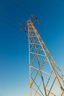 電気パイロン