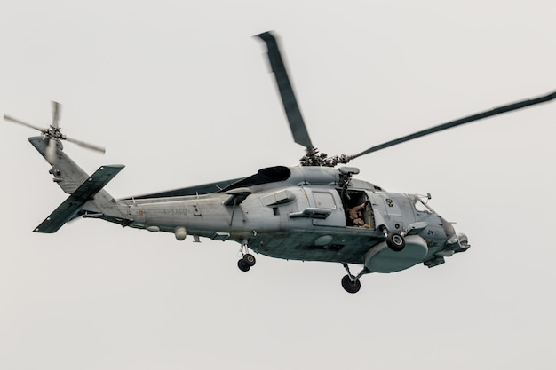 Вертолет сихок