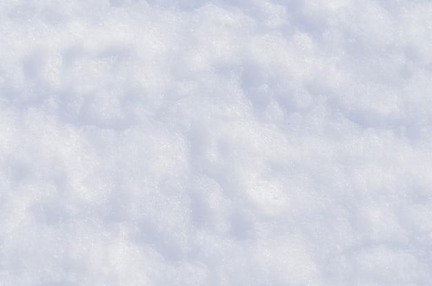 雪の冬のテクスチャ