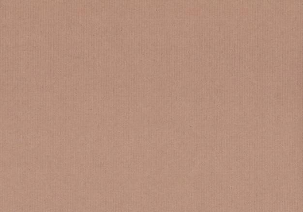 織り目加工紙の背景。紙のテクスチャ段ボール。古いクラフト紙の質感