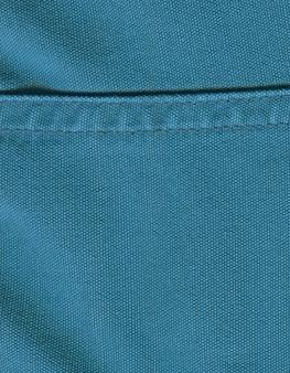 抽象的な青い布の質感。