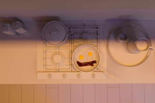 キッチンの付属品